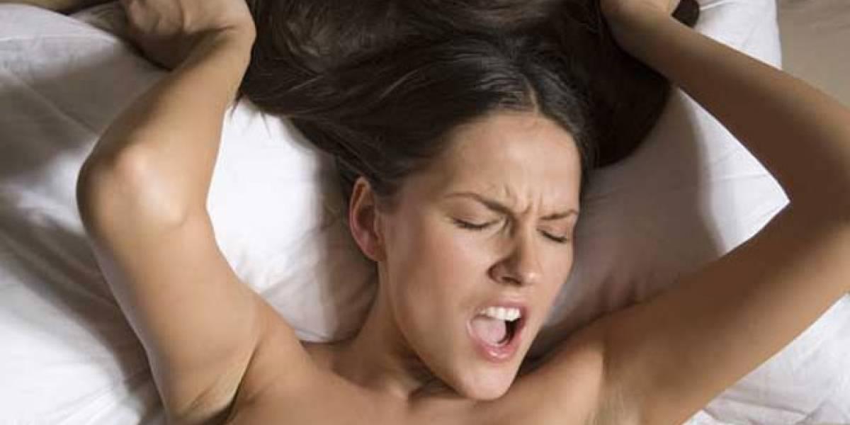 Vídeo 3D del orgasmo femenino