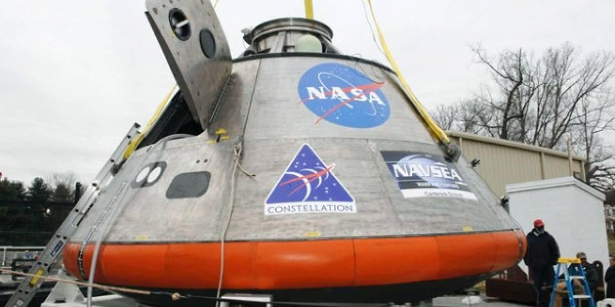 Avcoat: El material del escudo térmico de la nave Orion