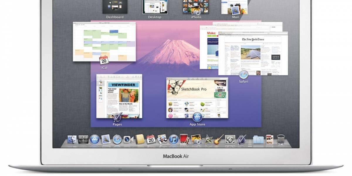 Apple muestra una primera mirada de OS X Lion a los desarrolladores