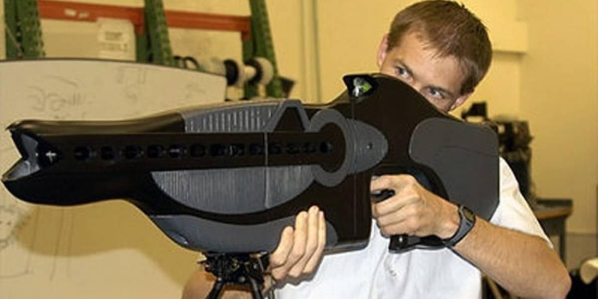 Armas láser no letales que te harán desear la muerte