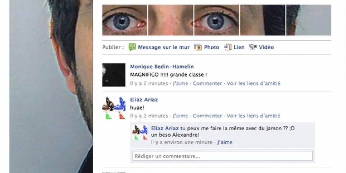 Cómo enchular artísticamente tu perfil de Facebook