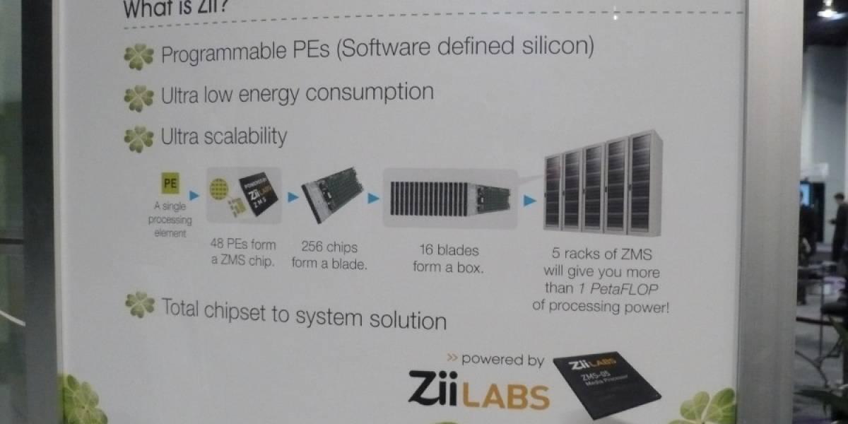 CES09: Creative Zii, un nuevo procesador para aplicaciones multimedia