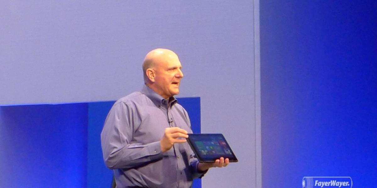 "Microsoft y la ""era post-PC"""