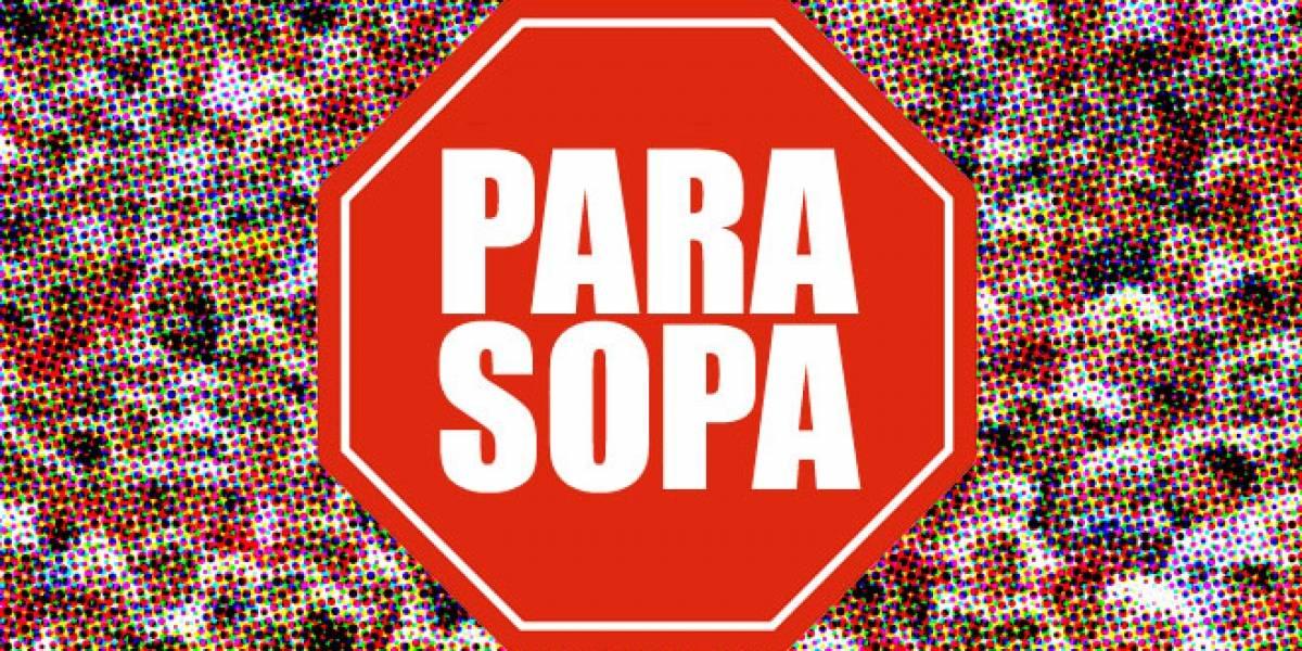 Paremos la SOPA o por qué no toda la piratería es ilegal