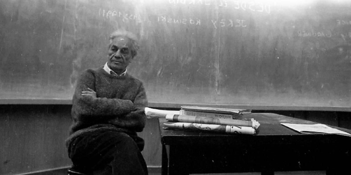 Nicanor Parra: ciencia y antipoesía en un mismo maestro