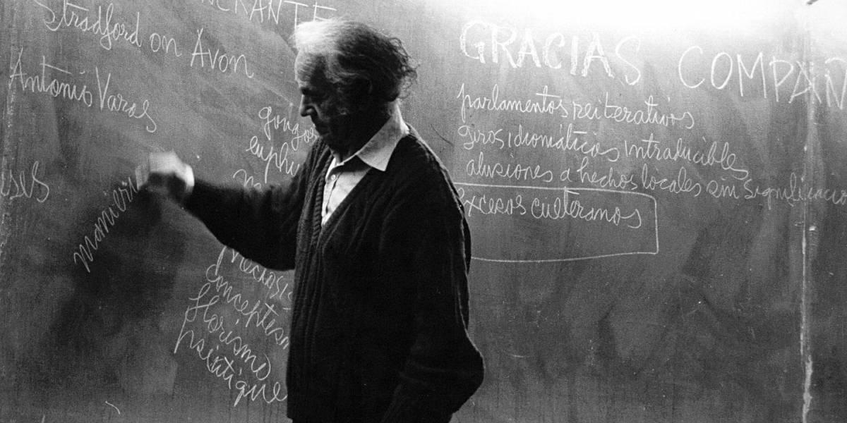 Nicanor Parra: Adiós genio, antipoeta, físico, matemático, ser humano