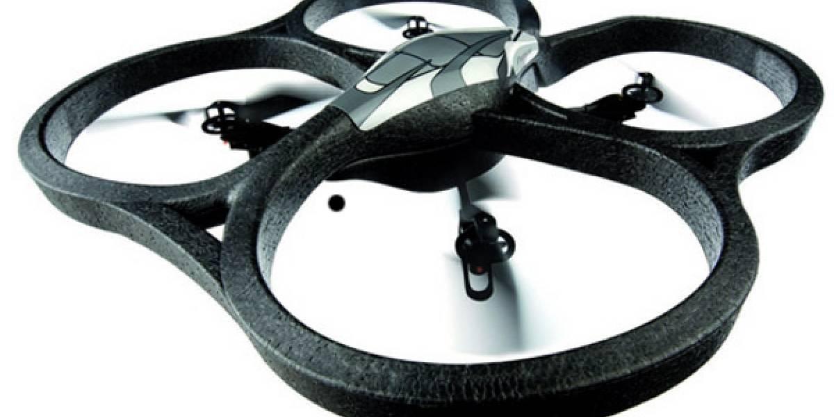 AR Drone controlado vía Kinect