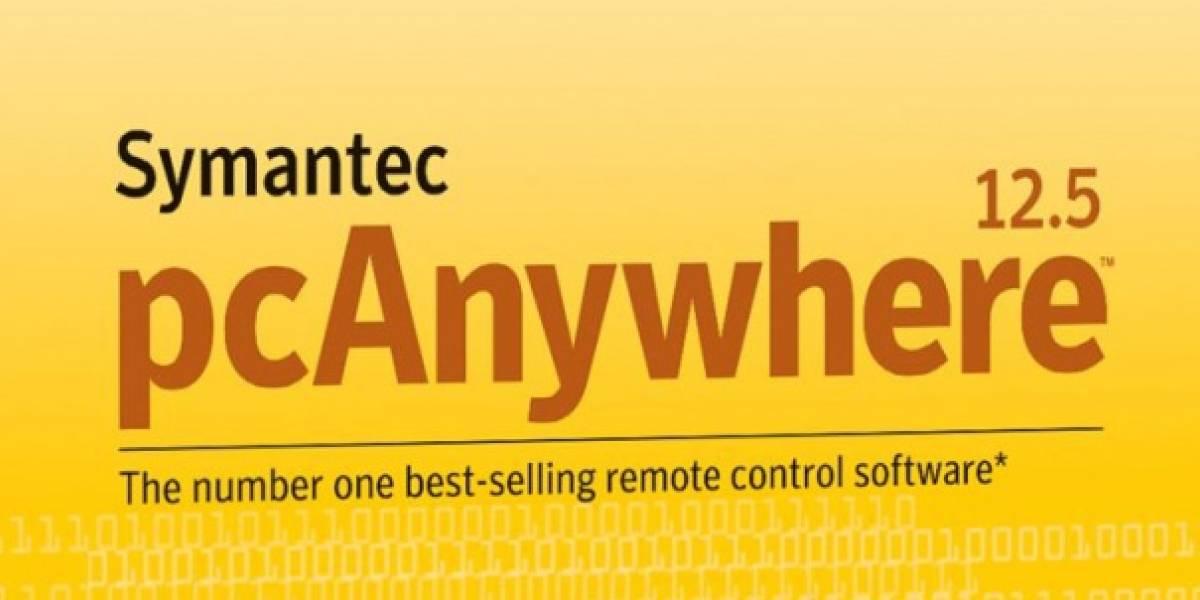 Symantec reconoce el robo del código fuente de algunos de sus productos
