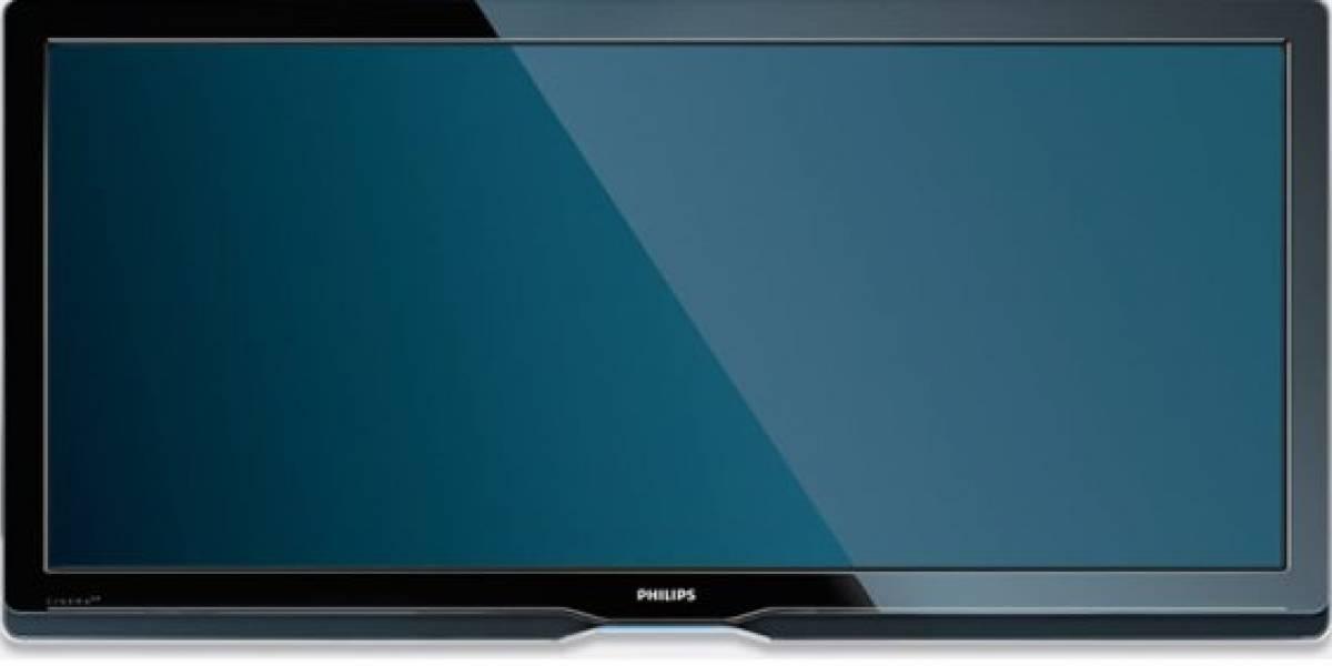 Philips Cinema 21:9: un LCD increíblemente ancho