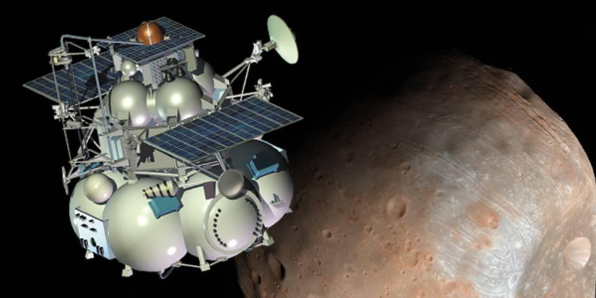 Finalmente la sonda Fobos-Grunt se estrelló en el Océano Pacífico