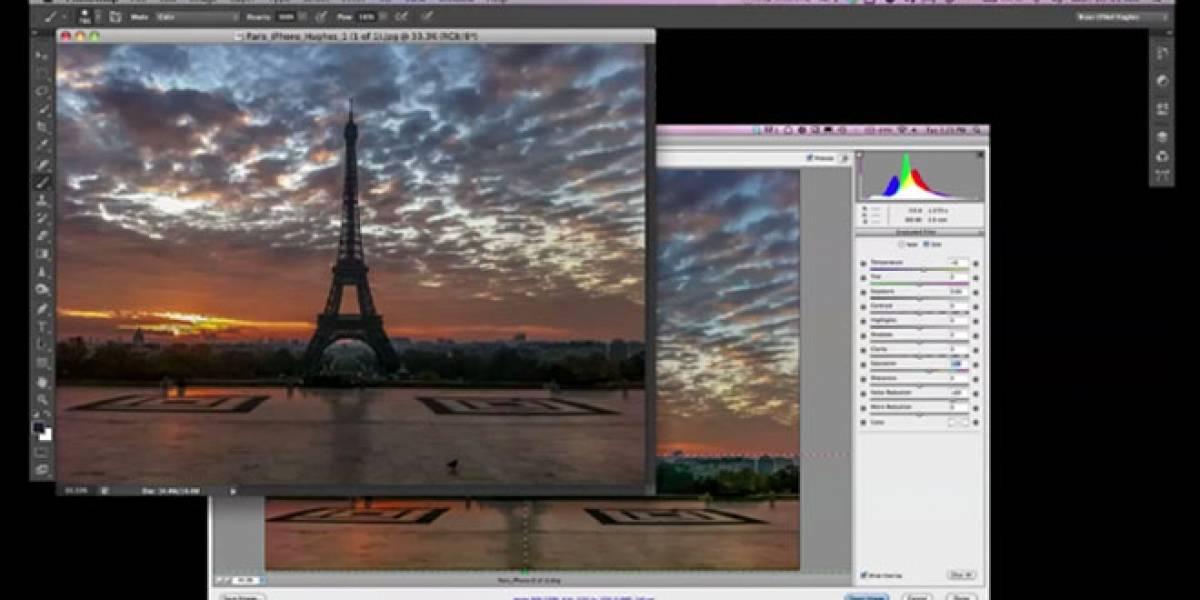 Así luce el nuevo Photoshop CS6