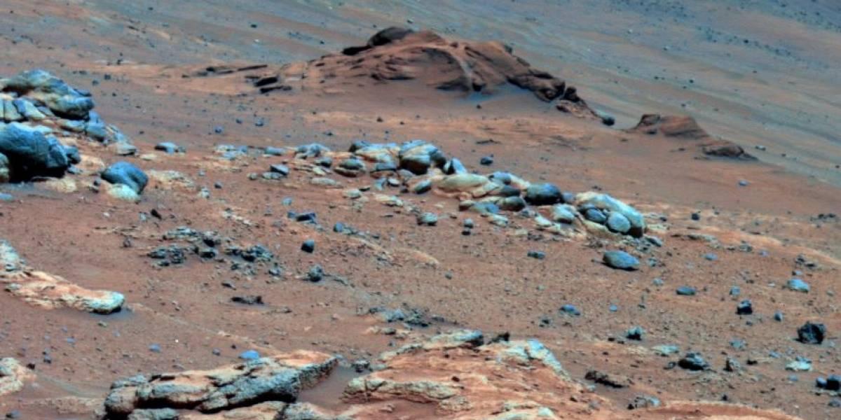 Confirman que Marte tuvo un pasado propicio para la vida