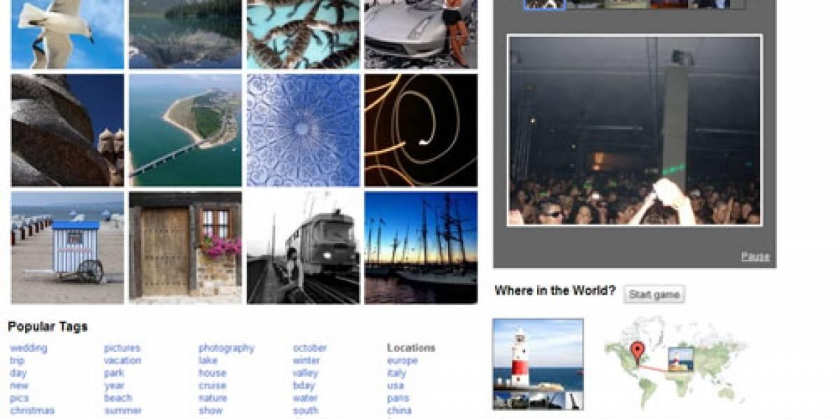 Google aumenta la capacidad de almacenamiento en Picasa