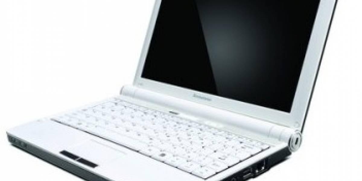 Futurología: Lenovo S20, netbook a 12 pulgadas