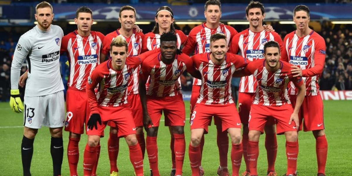 Piden un año de prisión paraun jugador delAtléticode Madrid