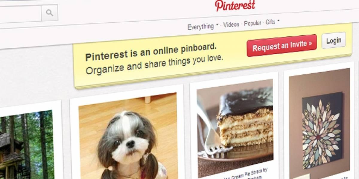 Acusan a Pinterest de aprovecharse de los links subidos por los usuarios