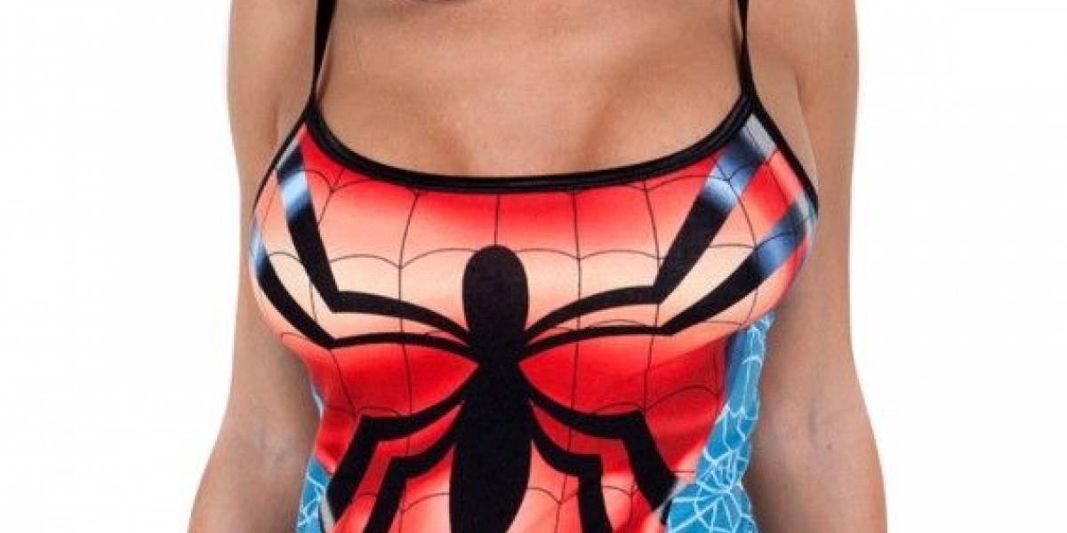 Estas pijamas (para mujer) te volverán un superhéroe