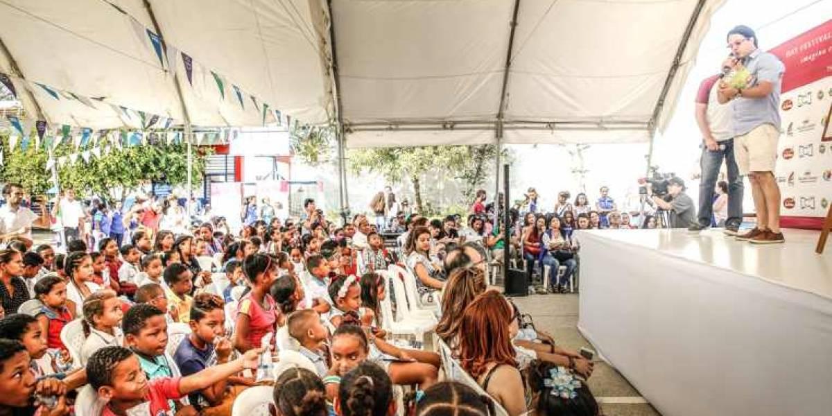 El Hay Festival Comunitario enseña a soñar