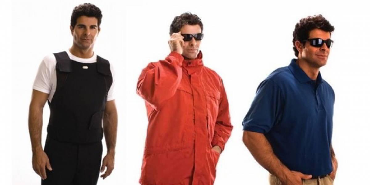 El último grito de la moda es la ropa a prueba de balas