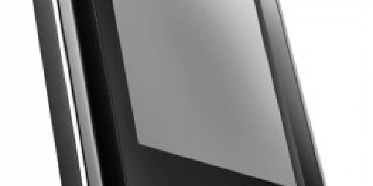 LG V50: Otro reproductor MP3 sensible al tacto