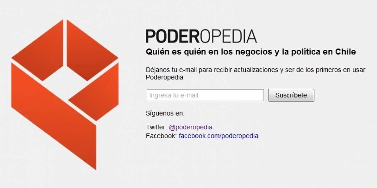 """Proyecto chileno """"Poderopedia"""" está entre los más innovadores del observatorio Netexplo"""