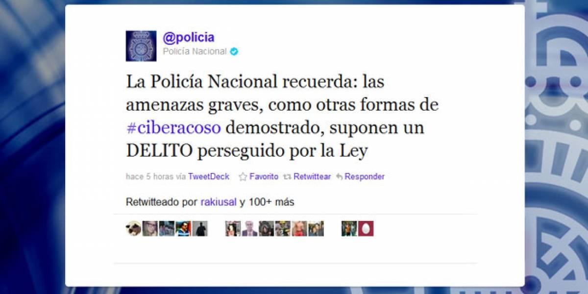 España: Detienen a tuitero por amenazar de muerte a un periodista deportivo