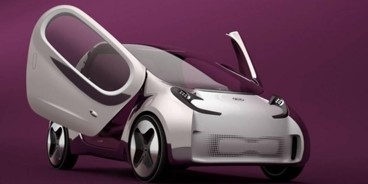 Kia presenta prototipo de nuevo POP eléctrico