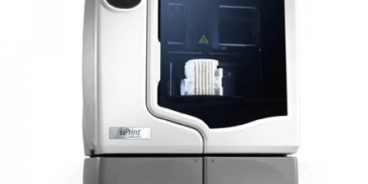 "Dimension presenta la impresora ""personal"" 3D uPrint"