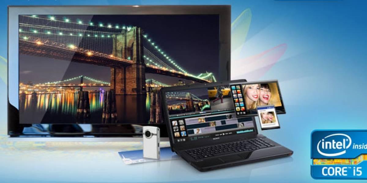 Intel lanza en México la segunda generación de procesadores Intel Core