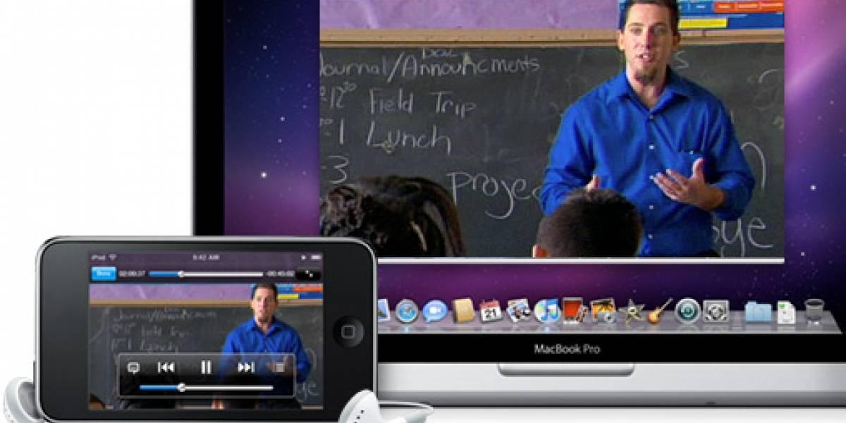 iTunes U ha superado sus 300 millones de descargas y universidades mexicanas ya participan con contenido