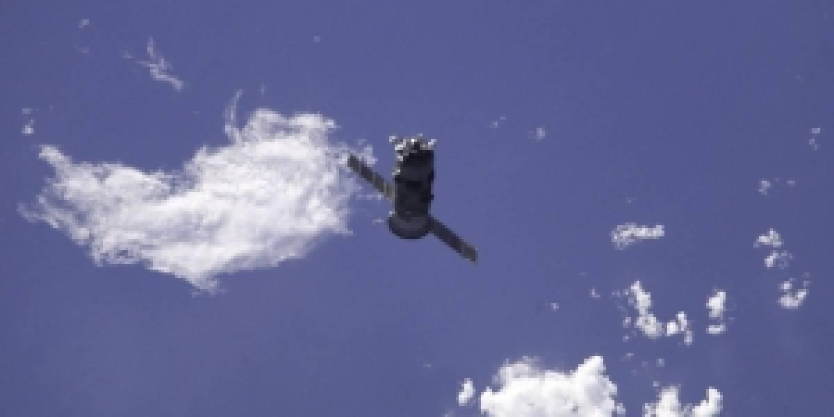 Problemas con el acoplamiento de la nave Progress a la ISS