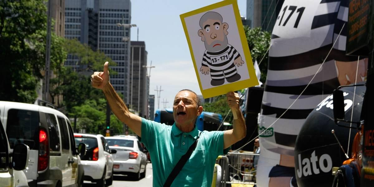 Após julgamento de Lula, São Paulo registra mais de 70 km de lentidão