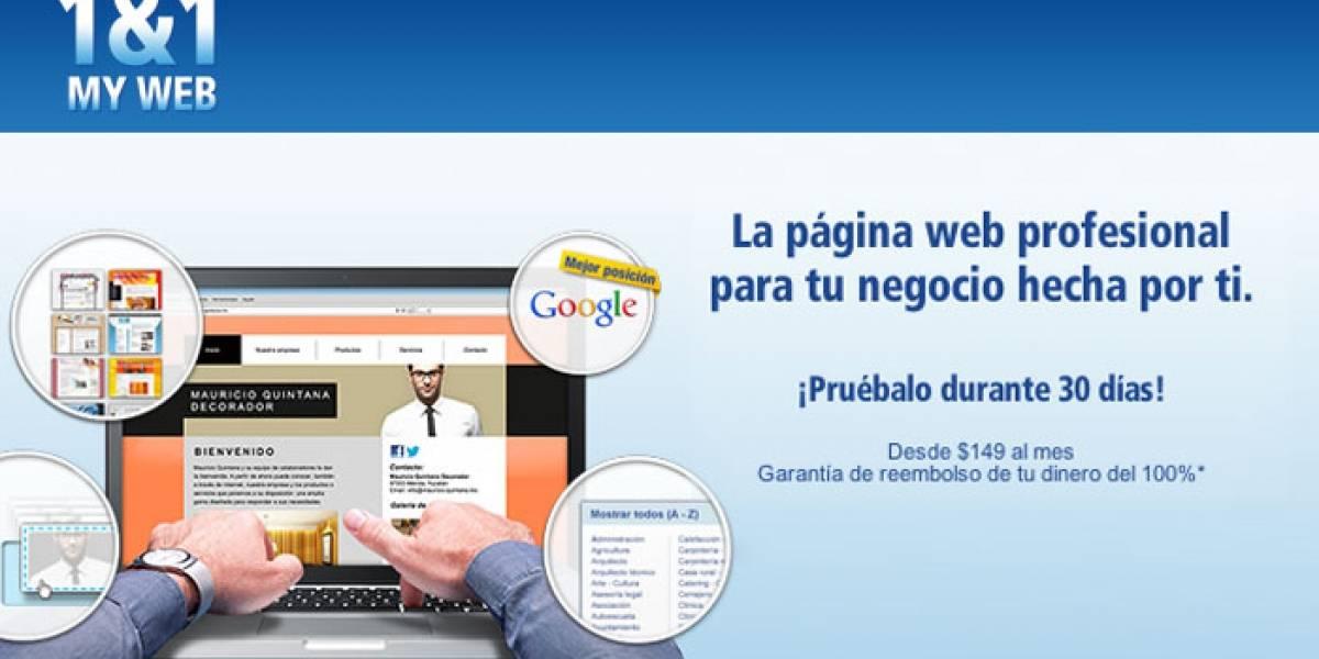 ¿Te gustaría crear la página web de tu negocio?