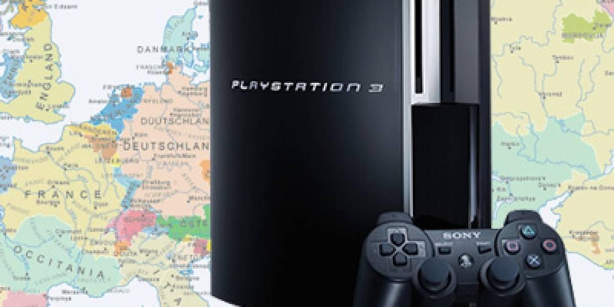 Detienen importaciones de PlayStation en Europa por demanda de LG