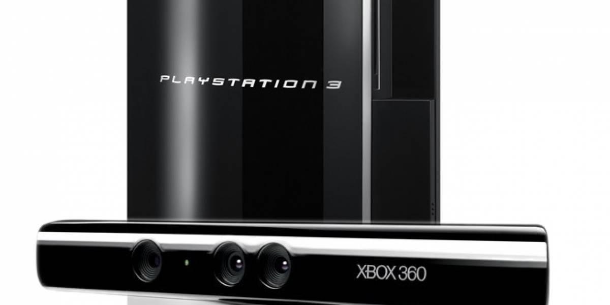 Hacker logra usar Kinect para jugar PlayStation 3