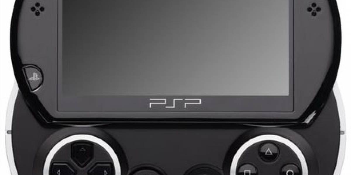 PSP Go de Sony al descubierto