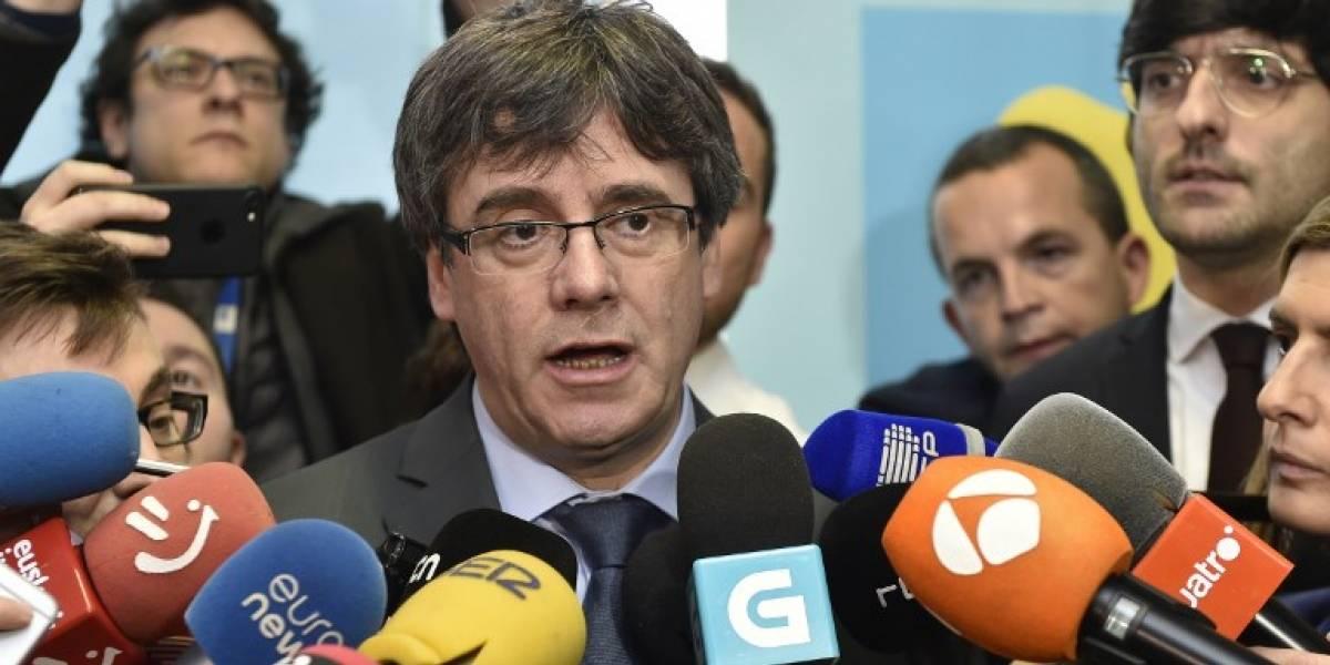 """Puigdemont urge a Madrid a permitir su investidura con """"normalidad"""""""