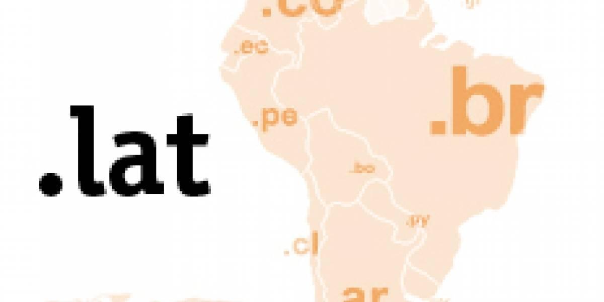 """Se propondrá ante la ICANN el dominio """".lat"""""""