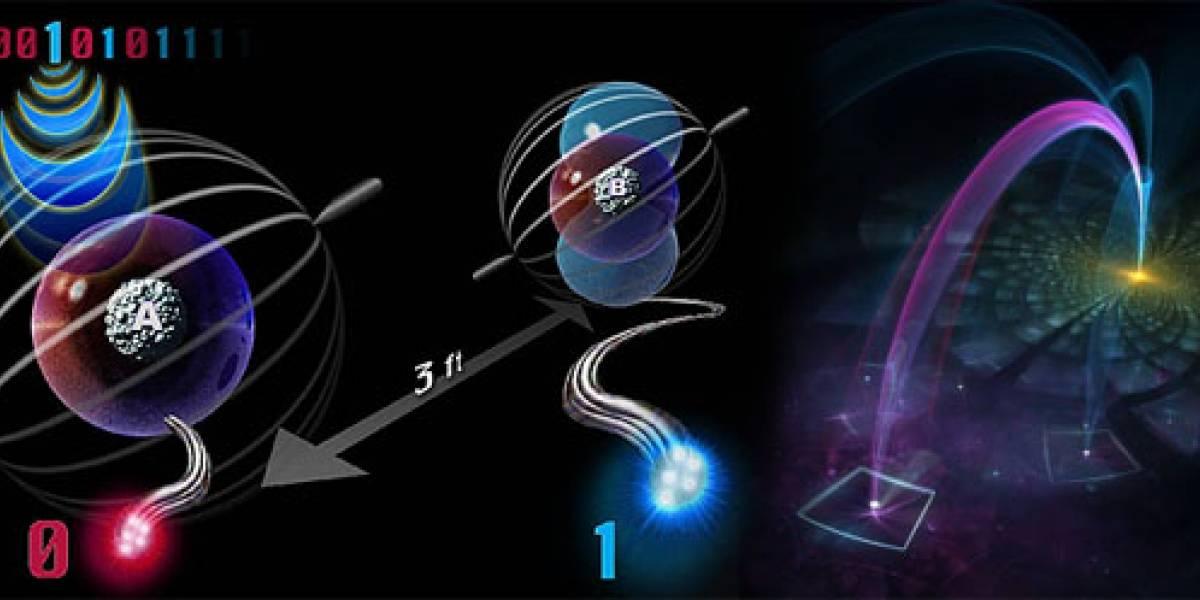 "Investigadores logran ""teletransportar"" información en un espacio libre de 16 kilómetros"