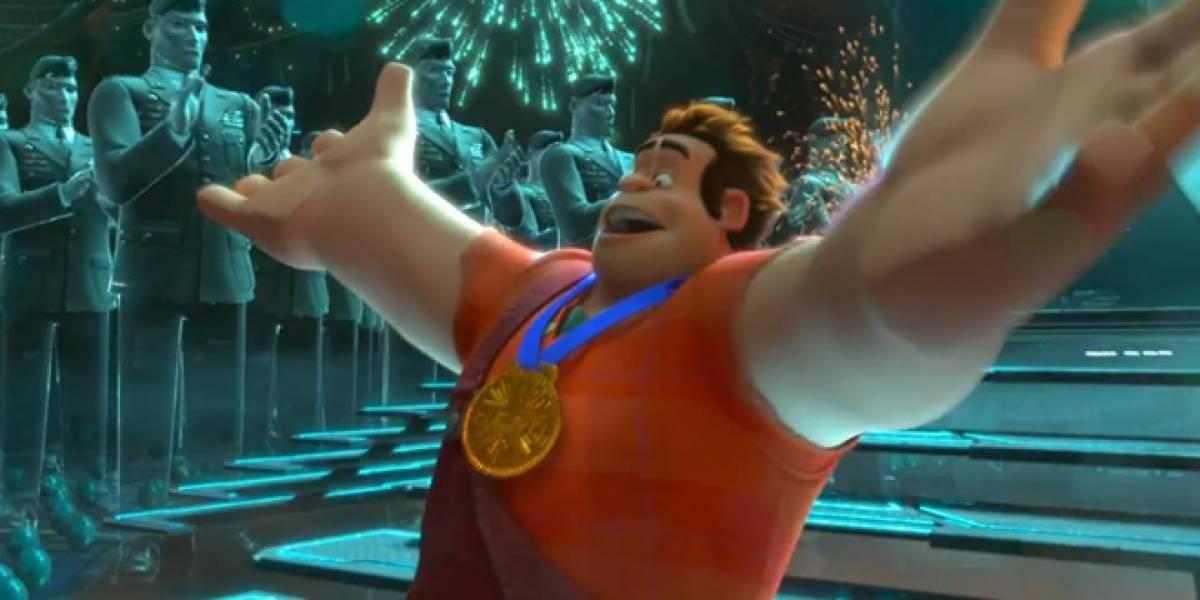 """Segundo trailer de """"Ralph el demoledor"""", con más emoción de videojuego"""