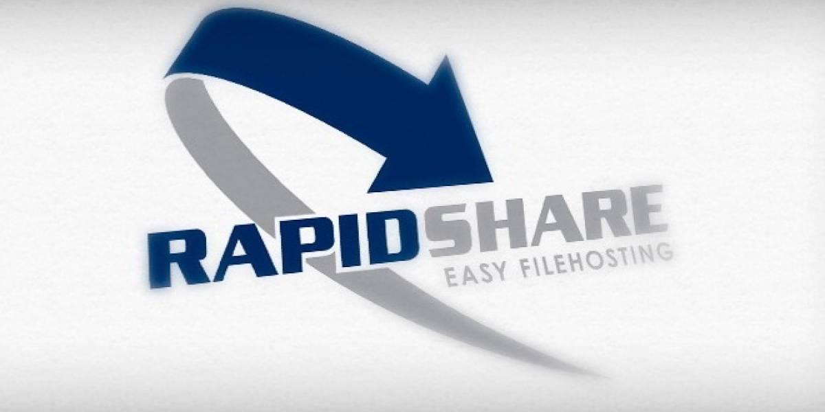 Rapidshare habría implementado restricciones en la velocidad de descarga