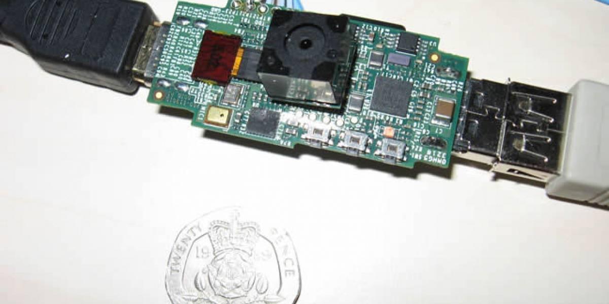 Raspberry Pi: La computadora de US$35 estará disponible a partir del 20 de febrero