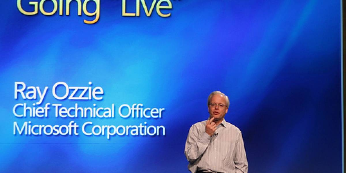 Ray Ozzie dejará Microsoft