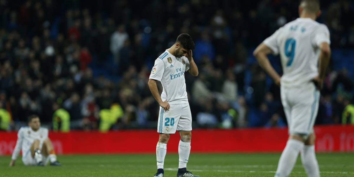 El Madrid terminó humillado y eliminado por Leganés