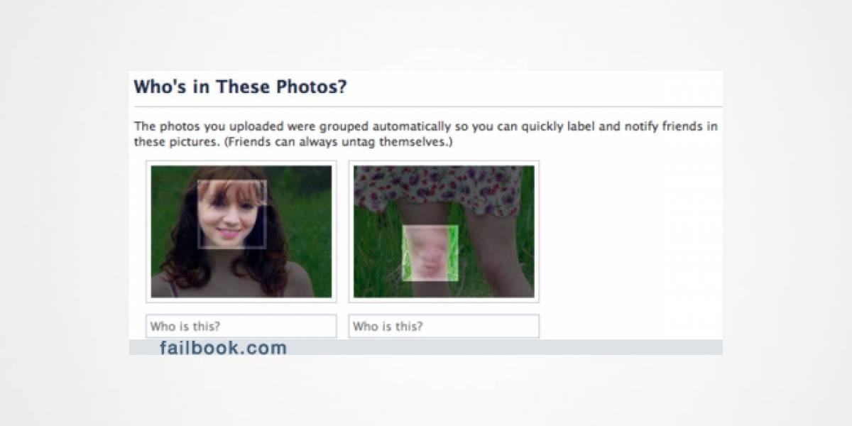 Facebook desactiva el reconocimiento facial en Europa