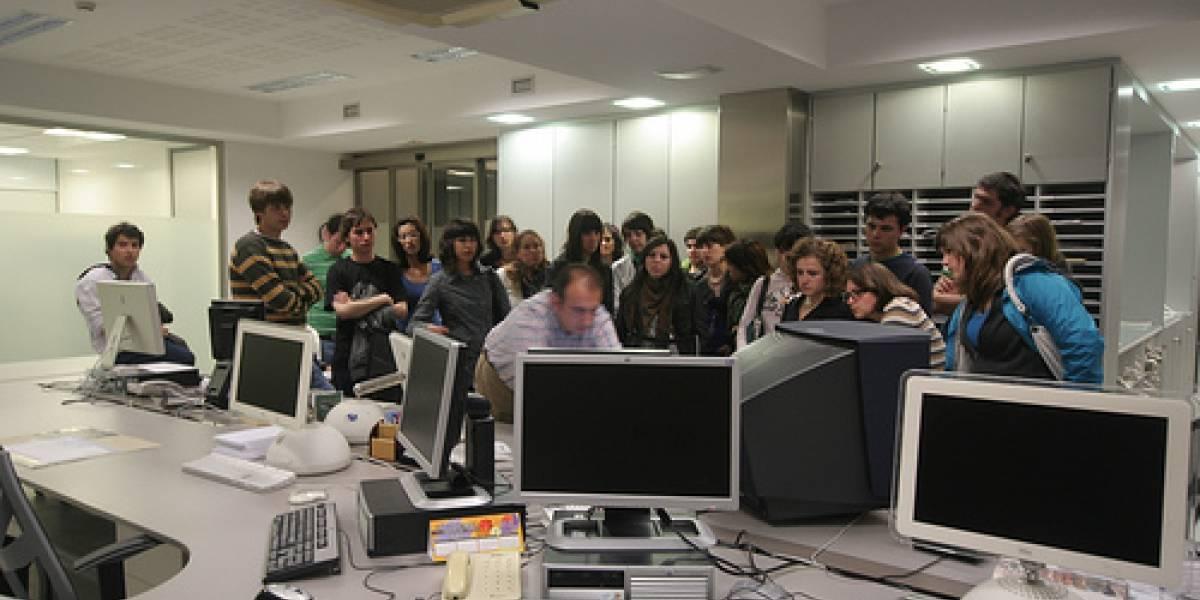 Los diarios digitales no secundan la huelga en España