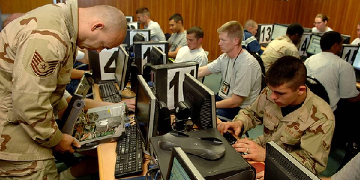 La Fuerza Aérea Norteamericana desconecta de Internet a sus bases