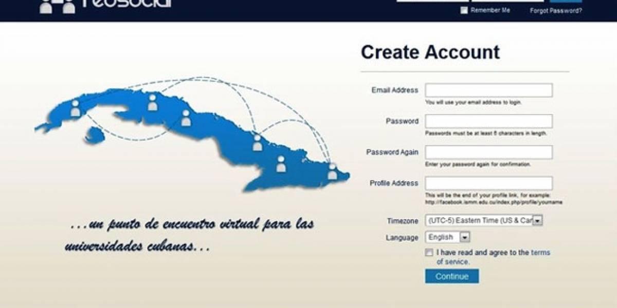 Cuba estrena su propia versión del Facebook