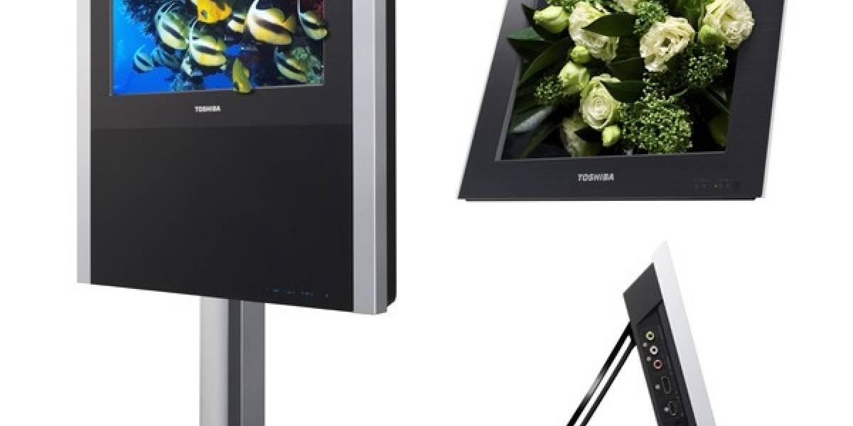 Toshiba lanzará la primera TV 3D que no requiere gafas