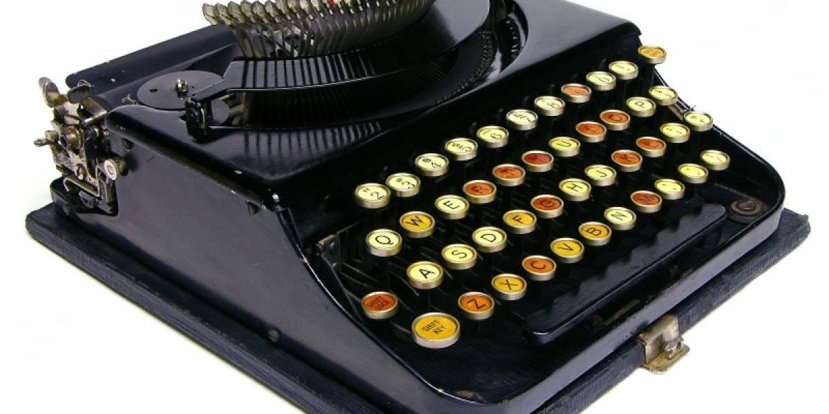 Cierra la última fábrica de máquinas de escribir del mundo